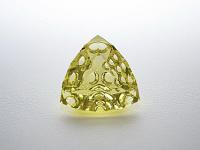 Lime Citrine